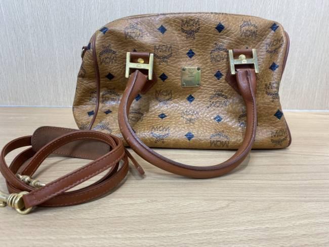MCM・2WAYバッグを買取|藤井寺|藤井寺店