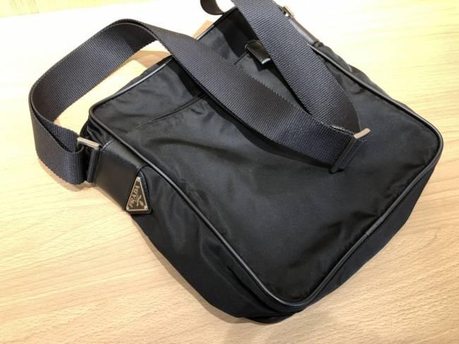 プラダ・ナイロンショルダーバッグを買取|安城|安城店