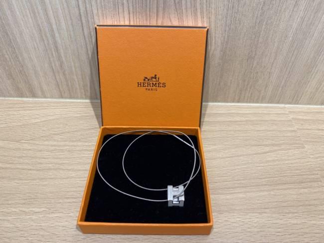 エルメス・Hキューブ・ネックレスを買取 豊田 豊田下市場店