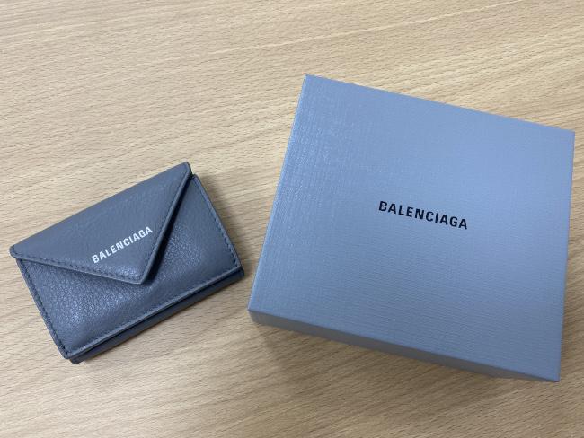 バレンシアガ・財布を買取|東京・港区|麻布十番店