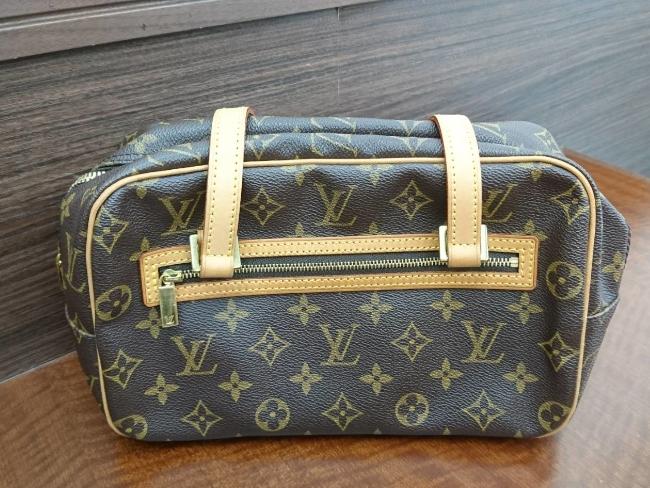 ルイヴィトン・モノグラム・シテのバッグ・M51181を買取|名古屋|名古屋藤が丘店