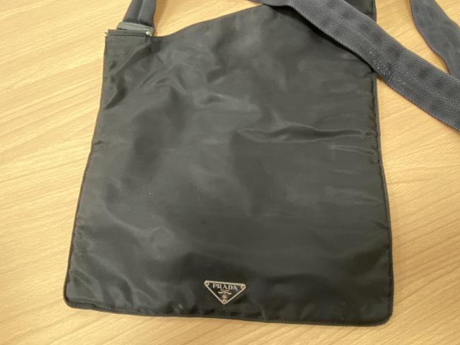 プラダ・メッセンジャーバッグを買取|東京・港区|麻布十番店