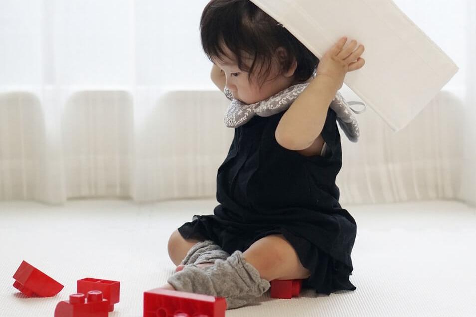 子どもにお片づけの習慣をつけたい!楽しくできる仕組みやアイデアとは