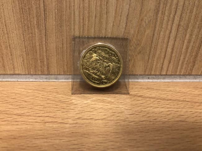 記念硬貨・K24・天皇陛下御即位記念10万円金貨・平成2年を買取|所沢|所沢店