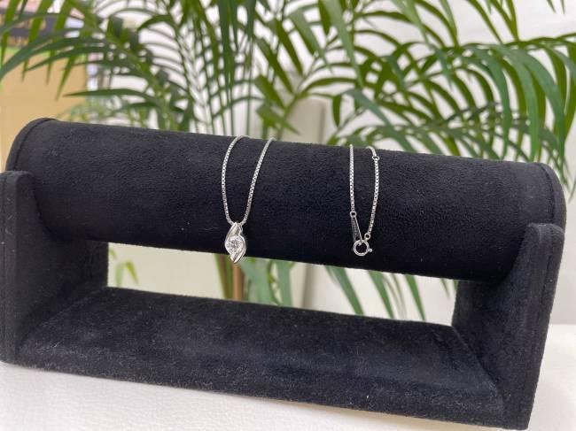 ダイヤモンド・1ct ネックレスを買取|神戸|西宮店