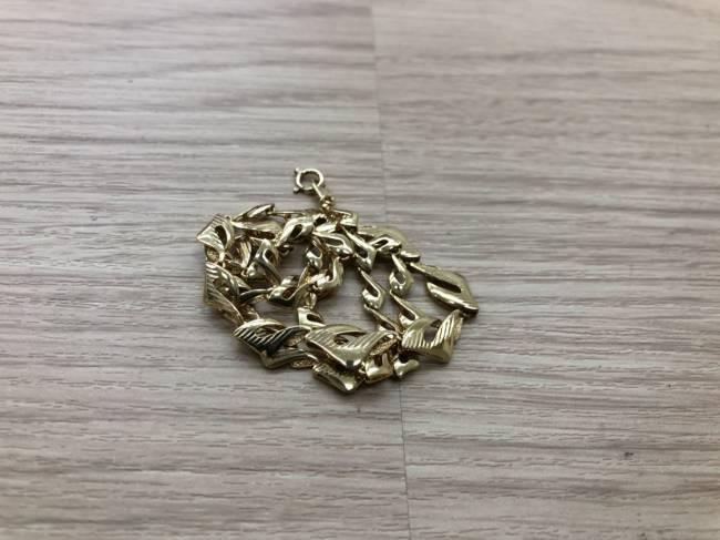 貴金属・K18・ちぎれたネックレスを買取|埼玉|上尾店