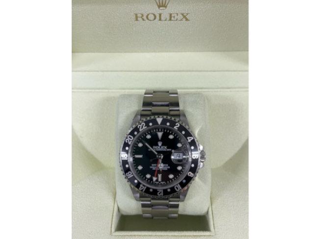 ロレックス・GMTマスターⅡ・16710・F959862を買取|名古屋|名古屋徳重店