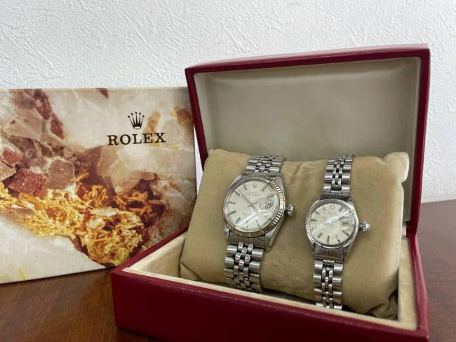 ロレックス・デイトジャスト・オイスターデイト・1601・6517を買取|梅田|蒲生店
