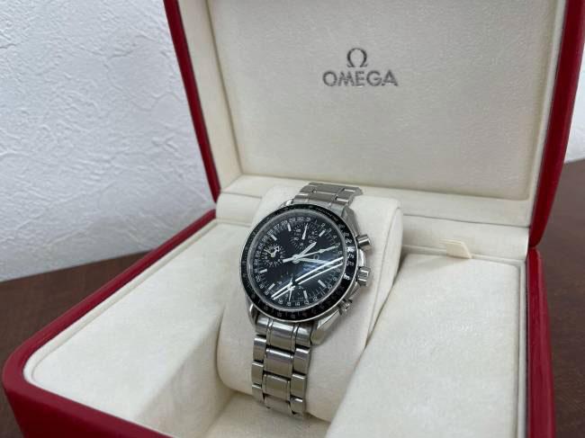 オメガ・スピードマスター・3520.50を買取|梅田|蒲生店