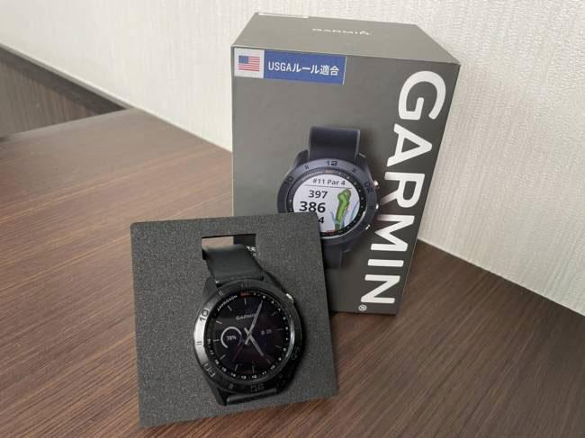 GARMIN・APPROACH・S60・スマートウォッチを買取|梅田|塚口店