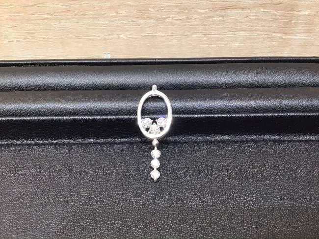 Pt900・6Pダイヤネックレストップを買取 名古屋 ららぽーと名古屋みなとアクルス店