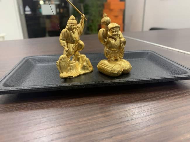 貴金属・純金・置物を買取|東京|広尾店
