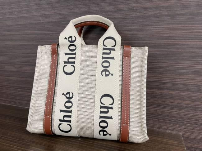 CHLOÉ(クロエ)・WOODY・スモールトートバッグを買取|梅田|塚口店