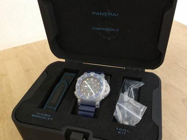 パネライ・サブマーシブル・PAM00982を買取|姫路|広畑店