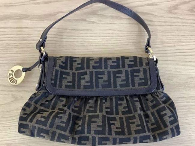 フェンディ・ズッカ・ハンドバッグを買取|京都|京都西院店