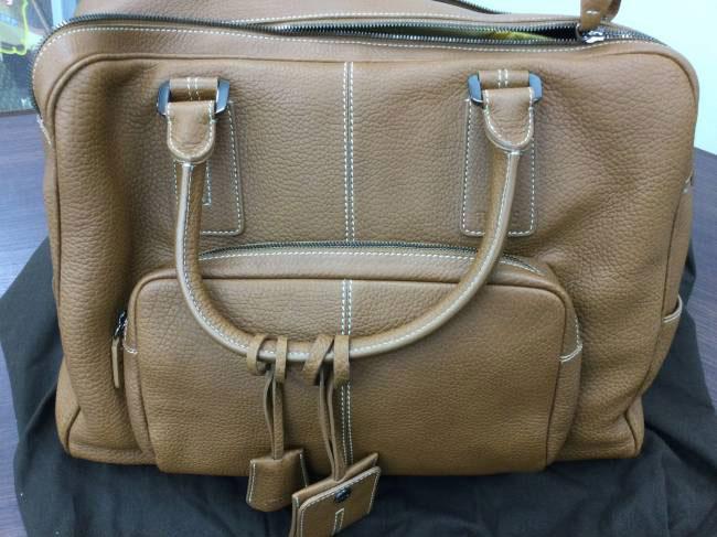 トッズ・レザー・2way・バッグを買取|東京|葛西店