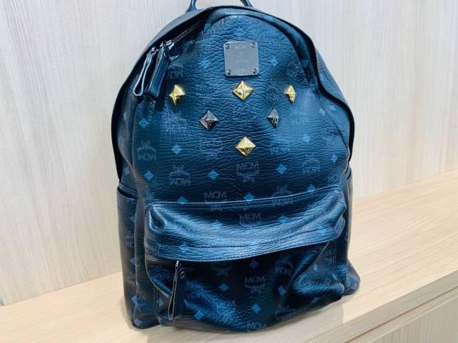 MCM・リュックサックを買取|大阪|JR吹田店
