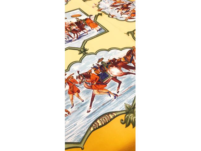 エルメス・カレ・モンゴルの馬を買取|広島|広島祇園店