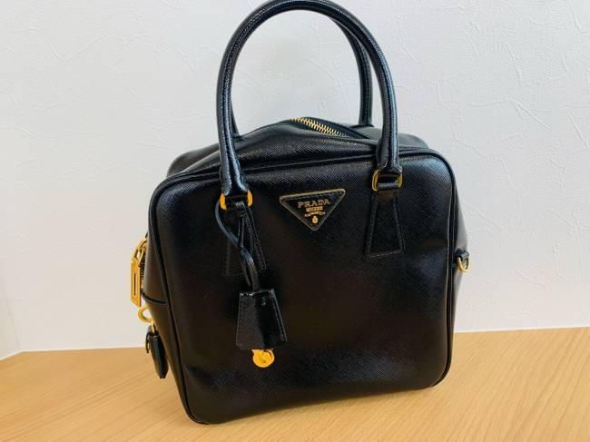 プラダ・サフィアーノ・2WAYバッグを買取|大阪狭山|大阪狭山店