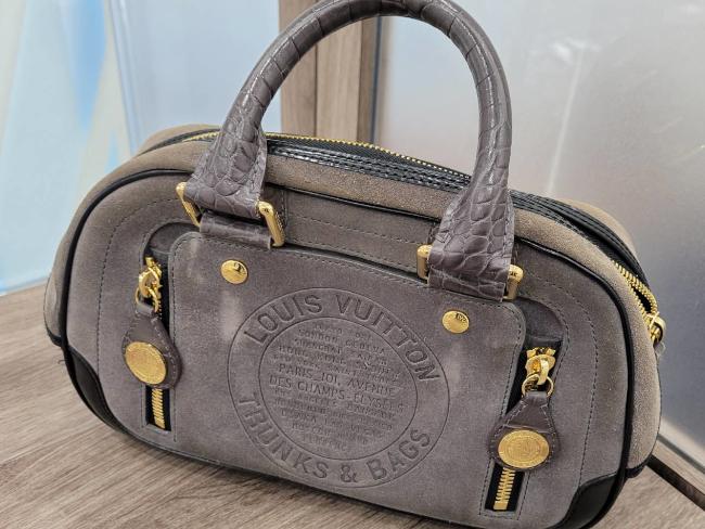 ルイヴィトン・スタンプバッグを買取|東京・港区|白金台プラチナ通り店