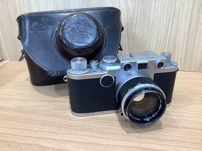 ライカDRP・カメラを買取|奈良|奈良大安寺店