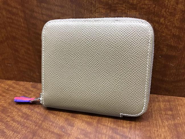 エルメス・アザップシルクイン・□R刻印・財布