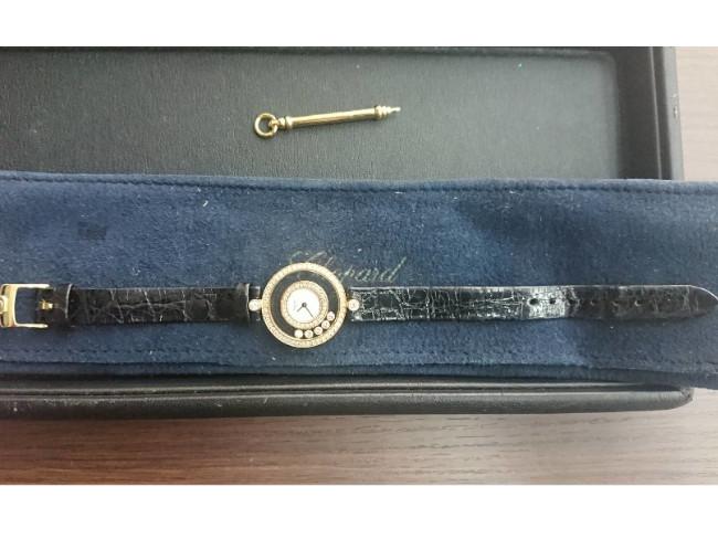 ショパール・ハッピーダイヤモンド 時計・2013957